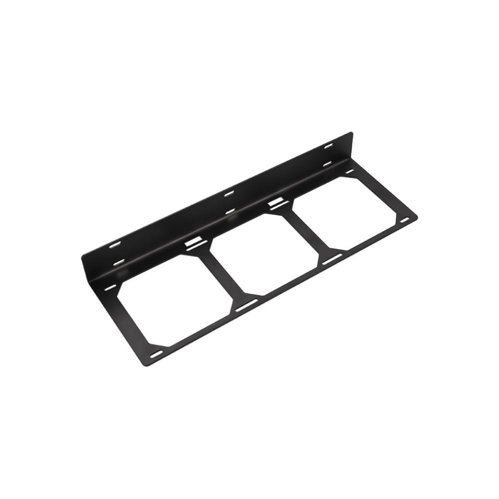 A large main feature product image of Bykski Thermaltake P3 Case Water Board / Radiator Mounting Bracket