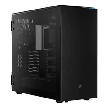 Product image of Corsair Carbide 678C Mid Tower Case w/ Tempered Glass Panel - Click for product page of Corsair Carbide 678C Mid Tower Case w/ Tempered Glass Panel