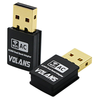 Product image of Volans AC600 Wireless Dual Band USB Adapter - Click for product page of Volans AC600 Wireless Dual Band USB Adapter