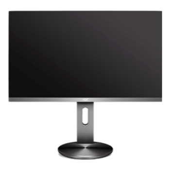 "Product image of AOC U2790PQU 27"" 4K UHD Frameless 5MS IPS LED Business Monitor w/USB Hub - Click for product page of AOC U2790PQU 27"" 4K UHD Frameless 5MS IPS LED Business Monitor w/USB Hub"