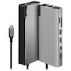 A product image of ALOGIC Ultra Plus USB-C Universal Dock w/ Power Delivery - Space Grey