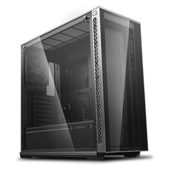 Product image of Deepcool Matrexx 70 Mid Tower Case w/ Tempered Glass Side Panel - Click for product page of Deepcool Matrexx 70 Mid Tower Case w/ Tempered Glass Side Panel