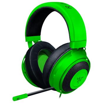 Product image of Razer Kraken Wired Green Gaming Headset - Click for product page of Razer Kraken Wired Green Gaming Headset