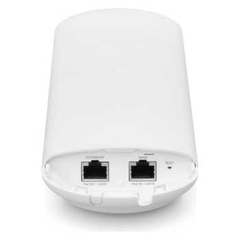 Product image of Ubiquiti 5GHz NanoStation ac Radio -Up to 450+ Mbps Real TCP/IP Throughput - Click for product page of Ubiquiti 5GHz NanoStation ac Radio -Up to 450+ Mbps Real TCP/IP Throughput