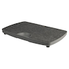 A product image of Startech Balance Board for Standing Desks with Soft Carpeted Surface