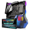 A product image of Intel 9th Gen Z390 Super Enthusiast Bundle
