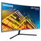 """A small tile product image of Samsung UR59C 32"""" 4K UHD Curved 4MS VA LED Monitor"""