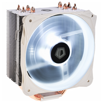 Product image of ID-COOLING Sweden Series SE-214L Snow Edition V2 CPU Cooler - Click for product page of ID-COOLING Sweden Series SE-214L Snow Edition V2 CPU Cooler