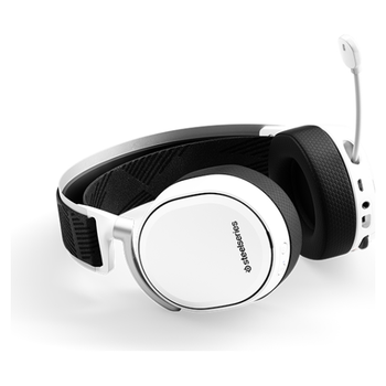 Product image of Steelseries Arctis Pro Wireless Headset - White - Click for product page of Steelseries Arctis Pro Wireless Headset - White