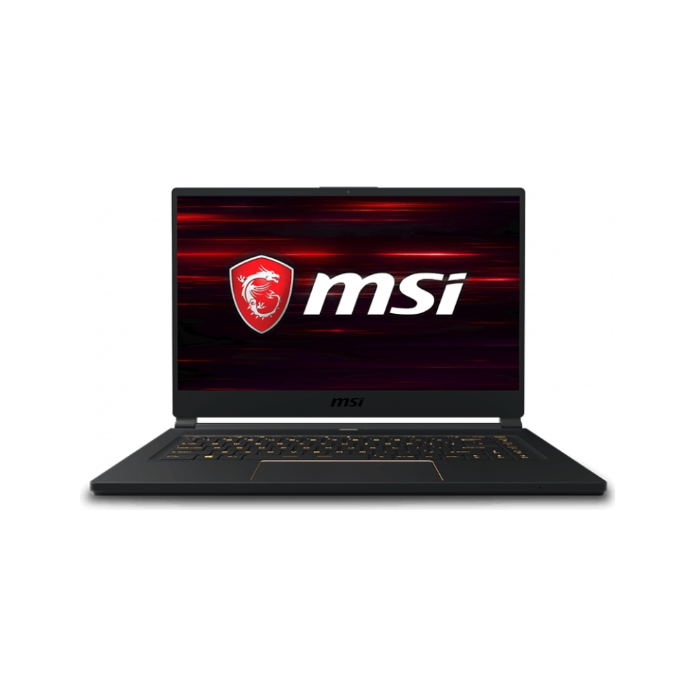 """A large main feature product image of MSI GS65 Stealth 9SG-435AU 15.6"""" i7 RTX2080 Windows 10 Gaming Notebook"""