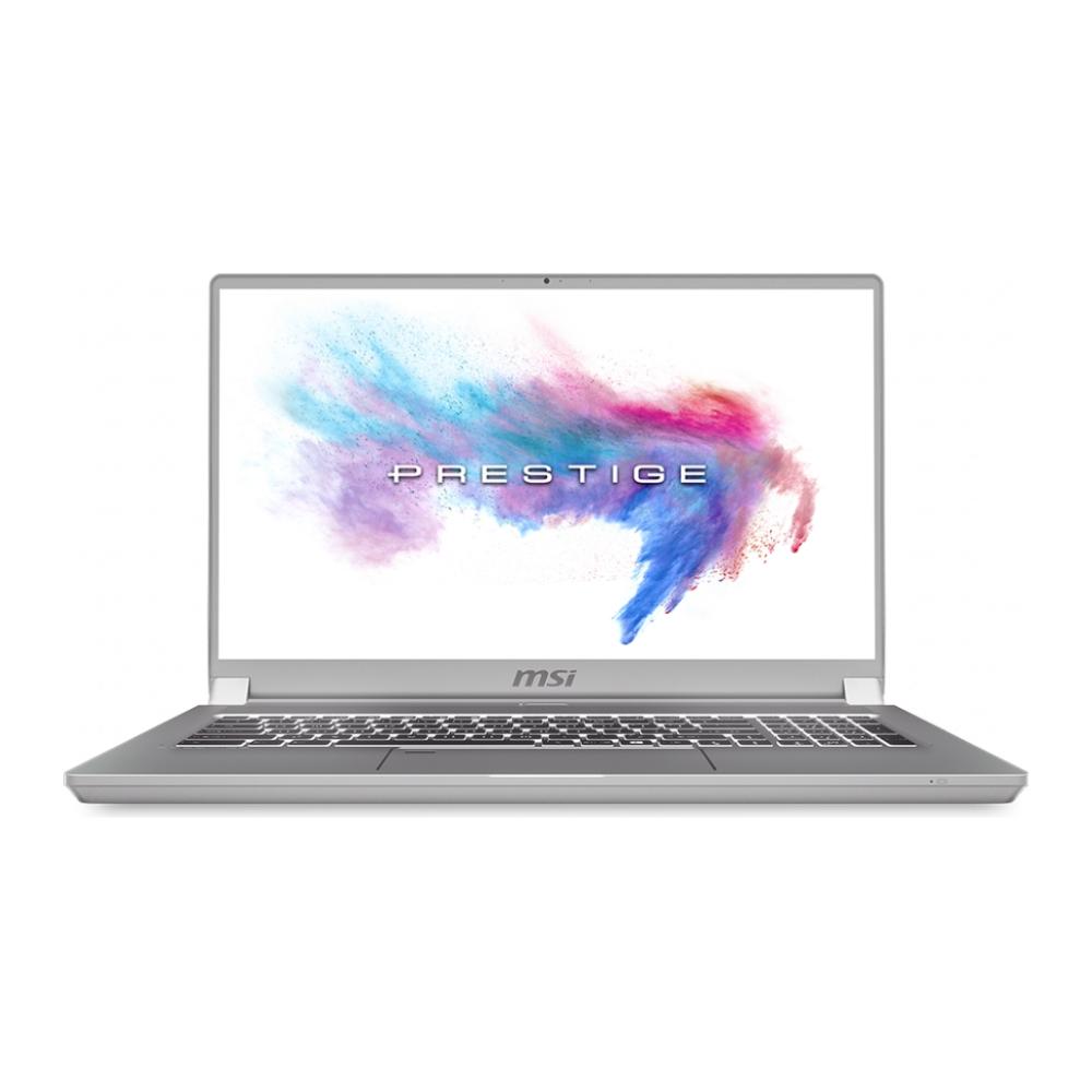 "A large main feature product image of MSI P75 Creator 9SF-288AU 17.3"" i9 RTX2070 Windows 10 Pro Notebook"