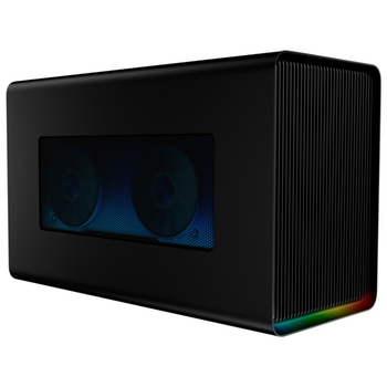 Product image of Razer Core X Chroma External Graphics Enclosure - Click for product page of Razer Core X Chroma External Graphics Enclosure