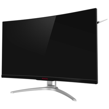 "Product image of AOC AGON AG322FCX1 31.5"" FHD FreeSync Curved 144Hz 1MS LED Gaming Monitor - Click for product page of AOC AGON AG322FCX1 31.5"" FHD FreeSync Curved 144Hz 1MS LED Gaming Monitor"
