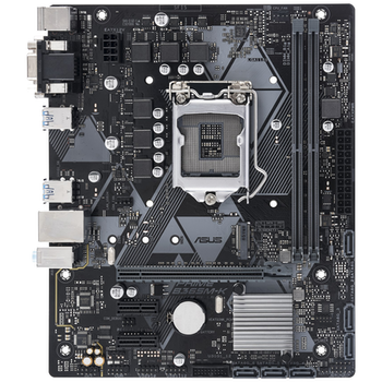 Product image of ASUS PRIME B365M-K LGA1151-CL mATX Desktop Motherboard - Click for product page of ASUS PRIME B365M-K LGA1151-CL mATX Desktop Motherboard