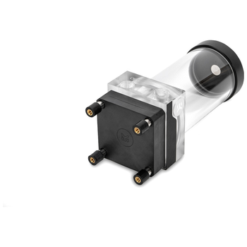 Product image of EK X-RES 140 SPC PWM Classic RGB Plexi Reservoir (Incl. Pump) - Click for product page of EK X-RES 140 SPC PWM Classic RGB Plexi Reservoir (Incl. Pump)