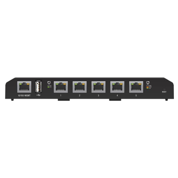 Product image of Ubiquiti ToughSwitch 5-Port PoE Gigabit Managed Switch - Click for product page of Ubiquiti ToughSwitch 5-Port PoE Gigabit Managed Switch