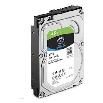 "Product image of Seagate SkyHawk ST3000VX009 3.5"" 3TB Surveillance HDD - Click for product page of Seagate SkyHawk ST3000VX009 3.5"" 3TB Surveillance HDD"