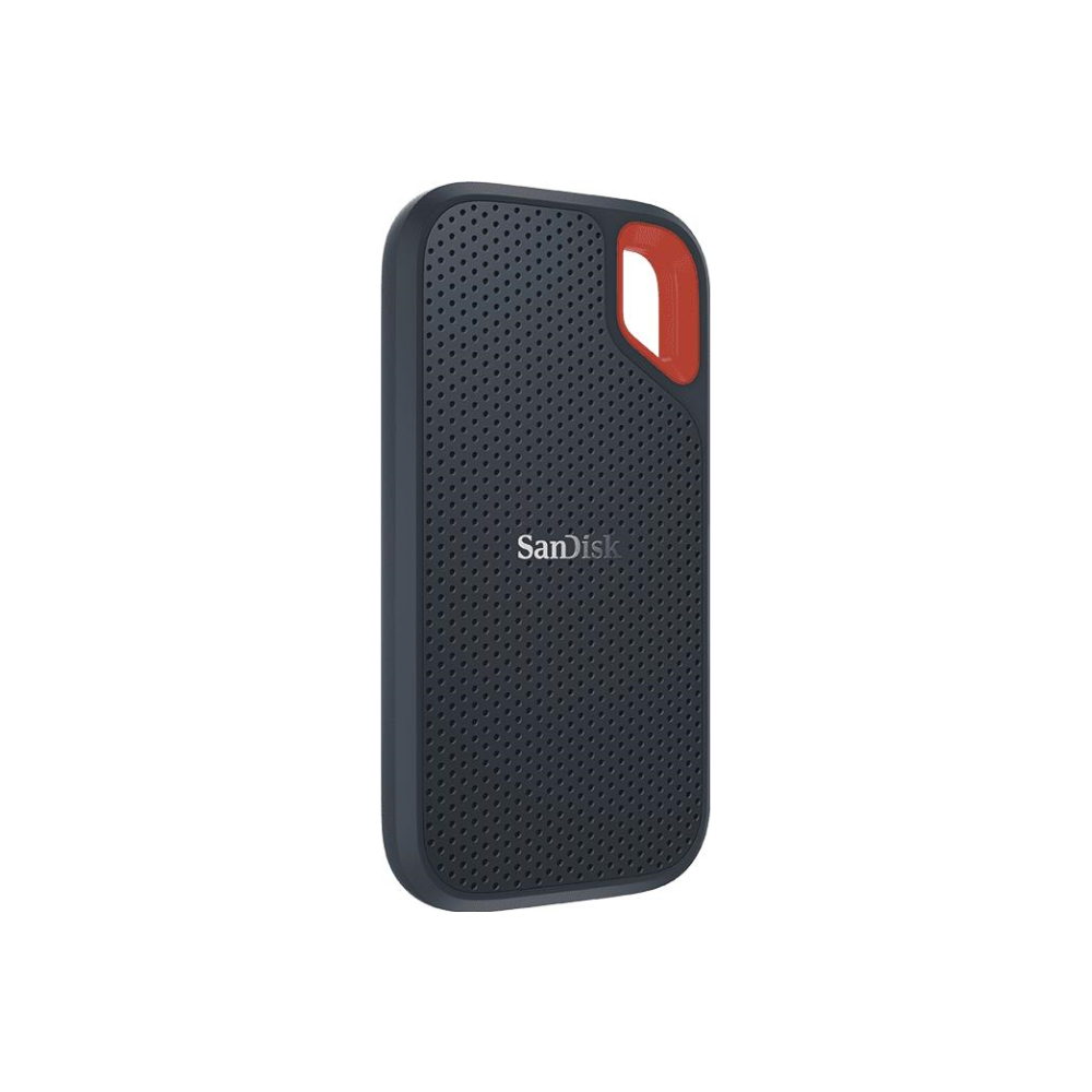 A large main feature product image of SanDisk Extreme Portable 1TB SSD USB3.1 and Type-C