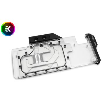 Product image of EK Vector Aorus RTX 2080 RGB - Nickel/Plexi GPU Waterblock - Click for product page of EK Vector Aorus RTX 2080 RGB - Nickel/Plexi GPU Waterblock