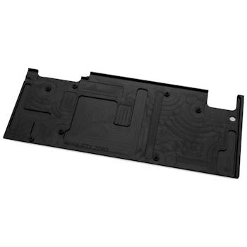 Product image of EK Vector Aorus RTX 2080 GPU Backplate - Black - Click for product page of EK Vector Aorus RTX 2080 GPU Backplate - Black