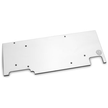 Product image of EK Vector Aorus RTX 2080 GPU Backplate - Nickel - Click for product page of EK Vector Aorus RTX 2080 GPU Backplate - Nickel