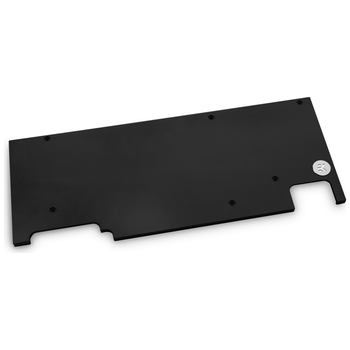 Product image of EK Vector Aorus RTX 2080 Ti GPU Backplate - Black - Click for product page of EK Vector Aorus RTX 2080 Ti GPU Backplate - Black