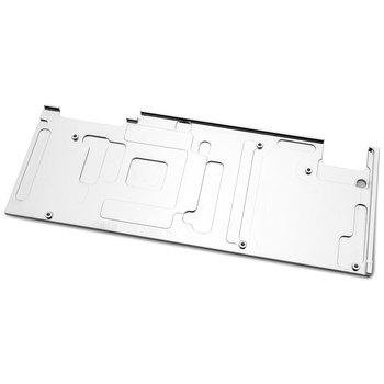 Product image of EK Vector Aorus RTX 2080 Ti GPU Backplate - Nickel - Click for product page of EK Vector Aorus RTX 2080 Ti GPU Backplate - Nickel