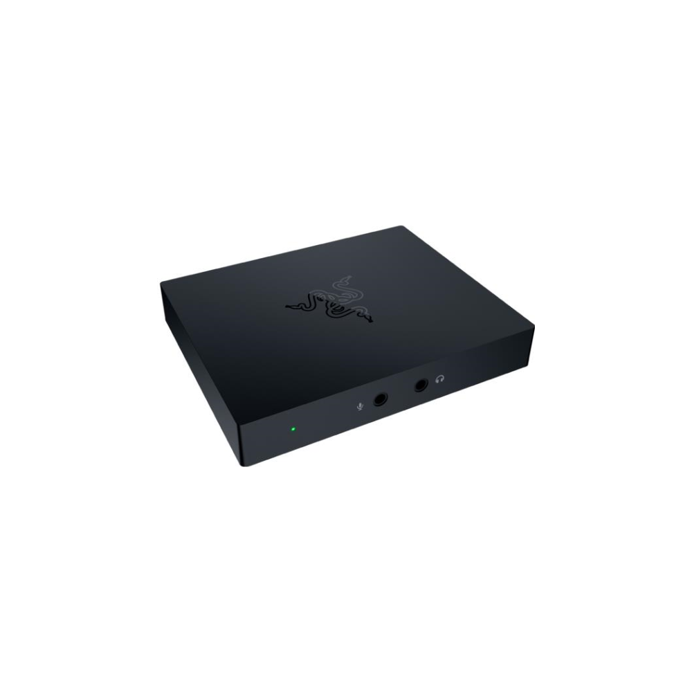 A large main feature product image of Razer Ripsaw HD USB3.0 Type-C Game Capture Card