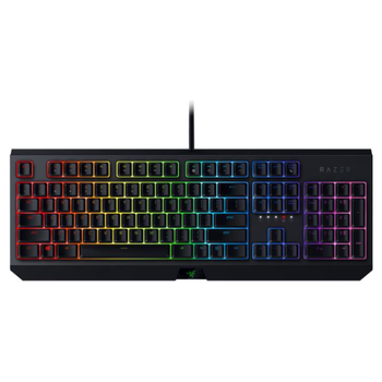 Product image of Razer BlackWidow Chroma Mechanical Gaming Keyboard (Green Switch)  - Click for product page of Razer BlackWidow Chroma Mechanical Gaming Keyboard (Green Switch)