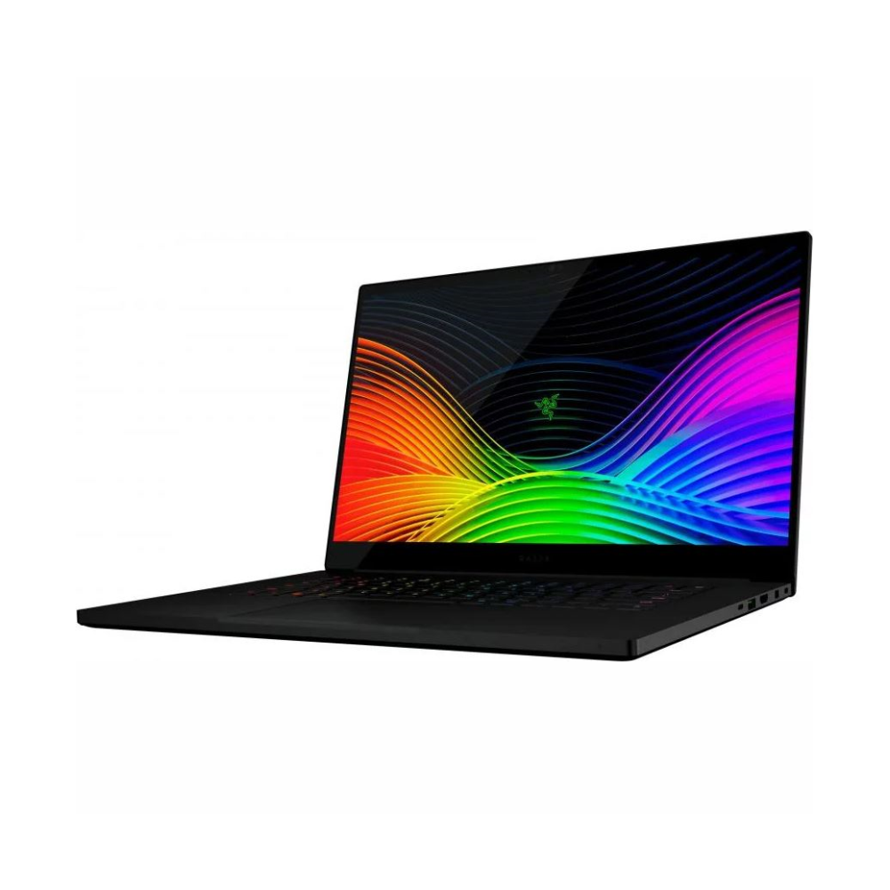 "A large main feature product image of Razer Blade 15 Advanced 15.6"" i7 RTX2080 Max-Q 512GB SSD Windows 10 Gaming Notebook"