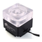 A small tile product image of Bykski 150mm RBW Reservoir w/ Integrated Pump Head Combo - Black
