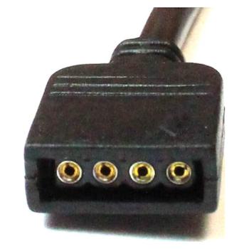 Product image of Bykski 4-pin RGB 1-3 Splitter - Click for product page of Bykski 4-pin RGB 1-3 Splitter