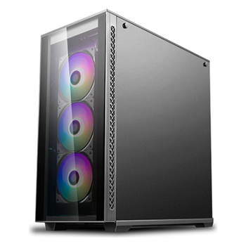 Product image of Deepcool Matrexx 70 3F Tempered Glass RGB Mid-Tower Case - Click for product page of Deepcool Matrexx 70 3F Tempered Glass RGB Mid-Tower Case