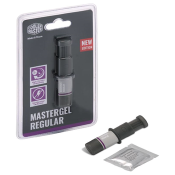 Product image of Cooler Master MasterGel Regular Thermal Compound - Click for product page of Cooler Master MasterGel Regular Thermal Compound