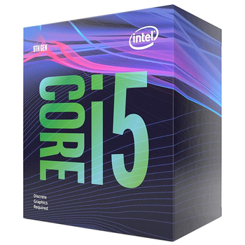 Product image of Intel Core i5 9500F 3.0GHz Coffee Lake R 6 Core 6 Thread LGA1151-CL - No iGPU Retail Box - Click for product page of Intel Core i5 9500F 3.0GHz Coffee Lake R 6 Core 6 Thread LGA1151-CL - No iGPU Retail Box