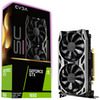 A product image of eVGA GeForce GTX1650 SC Ultra 4GB GDDR5
