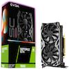A product image of eVGA GeForce GTX1660 SC Ultra 6GB GDDR5