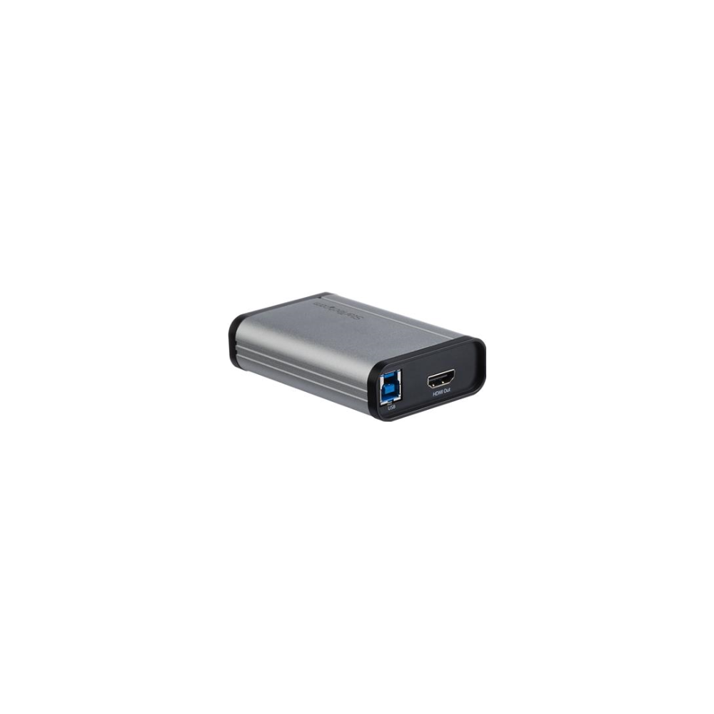 A large main feature product image of Startech USB-C Video Capture Device - Plug-and-Play UVC HDMI Capture