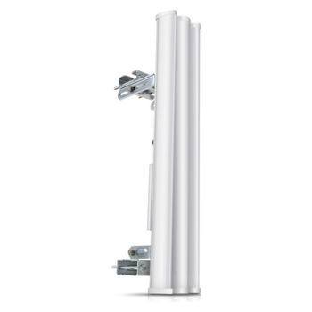 Product image of Ubiquiti 4.9-5.9GHz AirMax Base Station Sectorized Antenna 19dB, 120-degree For Use With RocketM5 - Click for product page of Ubiquiti 4.9-5.9GHz AirMax Base Station Sectorized Antenna 19dB, 120-degree For Use With RocketM5