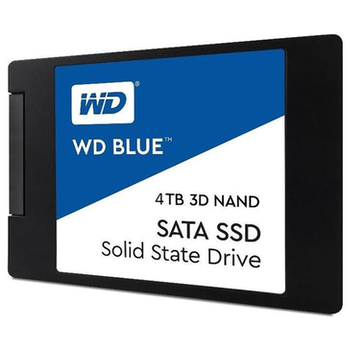 "Product image of WD Blue 4TB 3D NAND 2.5"" SSD - Click for product page of WD Blue 4TB 3D NAND 2.5"" SSD"
