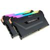 A product image of Corsair 16GB (2x8GB) DDR4 Vengeance RGB PRO C16 3200Mhz