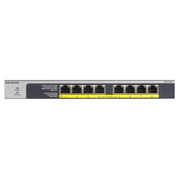 Product image of Netgear 8 Port Unmanaged 60W POE/POE+ Switch - Click for product page of Netgear 8 Port Unmanaged 60W POE/POE+ Switch