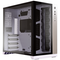 A product image of Lian-Li PC-O11 Dynamic Tempered Glass Mid Tower Case - White - Click to browse this related product