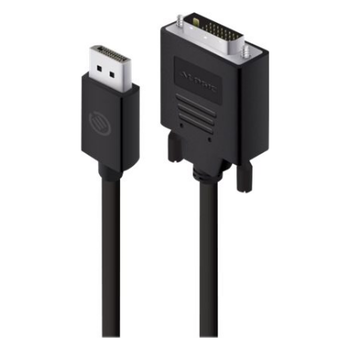 Product image of EX-DEMO ALOGIC Elements DisplayPort to DVI 1m Cable - Click for product page of EX-DEMO ALOGIC Elements DisplayPort to DVI 1m Cable