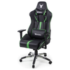 A product image of BattleBull Arrow Gaming Chair Black/Green