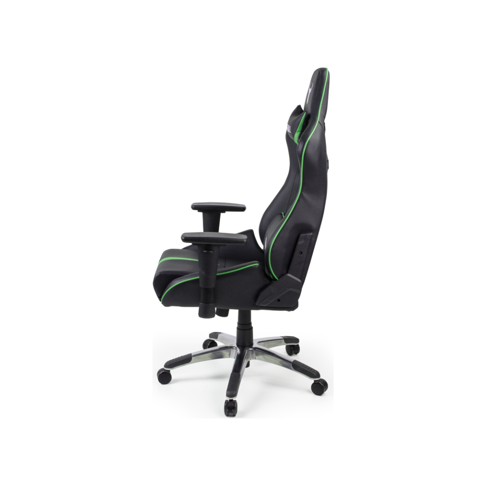 A large main feature product image of BattleBull Arrow Gaming Chair Black/Green