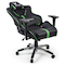 A small tile product image of BattleBull Arrow Gaming Chair Black/Green