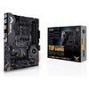 A product image of ASUS TUF Gaming X570-PLUS WiFi AM4 ATX Desktop Motherboard