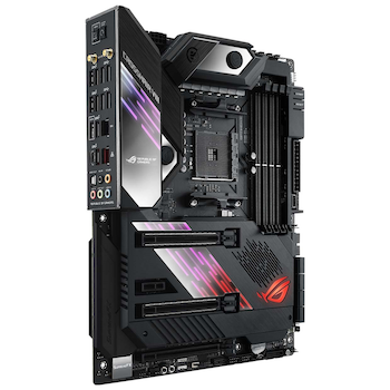 Product image of ASUS ROG Crosshair VIII Formula AM4 ATX Desktop Motherboard - Click for product page of ASUS ROG Crosshair VIII Formula AM4 ATX Desktop Motherboard