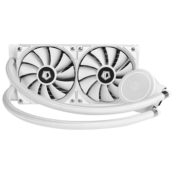 Product image of ID-COOLING FrostFlow X 240 SNOW AIO CPU Liquid Cooler - Click for product page of ID-COOLING FrostFlow X 240 SNOW AIO CPU Liquid Cooler